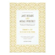 wedding invitations gold and white deco wedding invitations wedding ideas
