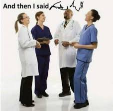 Doctor Meme - doctor hand writing meme