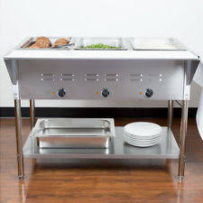 electric steam table countertop steam table ebay