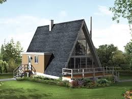 a frame house floor plans cochise a frame vacation home plan 008d 0136 house plans and more