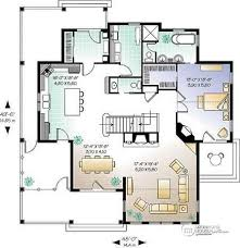 2 Master Suite House Plans House Plan W3926 Detail From Drummondhouseplans