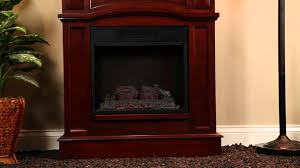 style selections electric fireplace 073085 youtube