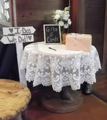 wedding gift table ideas home