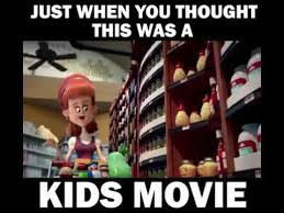 not a kids movie sausage party youtube