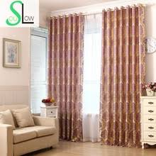 Silver And Red Curtains Compare Prices On Red Gold Curtains Online Shopping Buy Low Price