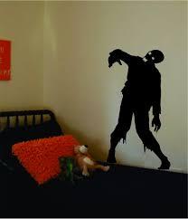 amazon com zombie decal sticker vinyl wall art kid boy girl teen amazon com zombie decal sticker vinyl wall art kid boy girl teen home kitchen