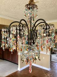 Recycled Glass Light Fixtures by Upcycled Chandelier With Found Objects Shells Watches Fishing