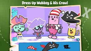 wubbzy u0027s pirate treasure android apps google play