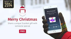 scanbot goes free for the holidays adds new features and gorgeous