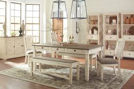Living Room Table With Drawers Bolanburg Dining Room Table Furniture Homestore