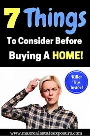 what to consider when buying a home what to consider before buying your first home