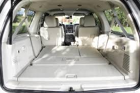 lexus gx trunk space comparison ford everest titanium 2017 vs lincoln navigator