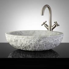 round sink bowl bathrooms design round vessel sinks bowl sink vanity stainless