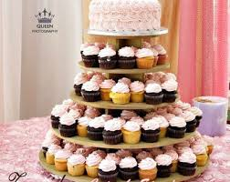 wedding cupcake tower cupcake stand etsy