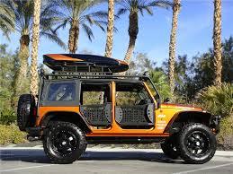 jeep wrangler beach 2011 jeep wrangler custom suv barrett jackson auction company