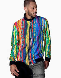 coogi silk bomber jacket 3x large at amazon men u0027s clothing store