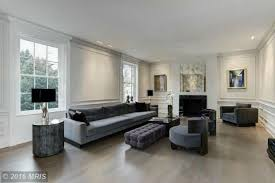 Ivanka Trump Jared Kushner New DC House Pictures - Trump home furniture