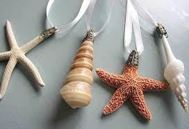 diy shell ornaments