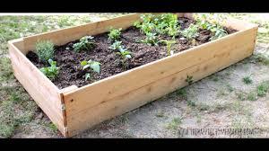 garden ideas diy raised garden beds youtube