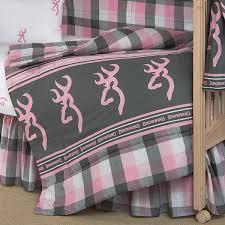 Pink Camo Comforter Buckmark Bedding Buckmark Plaid Pink U0026 Gray Crib Bedding Camo Trading