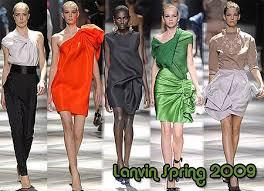 designer clothing image designer clothes lanvin summer 2009 jpeg fashion