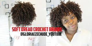 toyokalon soft dread hair diy how to soft dread crochet braids gloriaezechude youtube