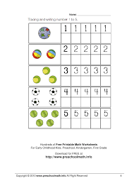 pictures on math worksheets for preschool bridal catalog
