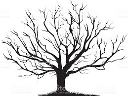 trunk clipart empty tree pencil and in color trunk clipart empty