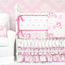 Vintage Style Crib Bedding This Is The Most Adorable Vintage Floral Baby Bedding This Would