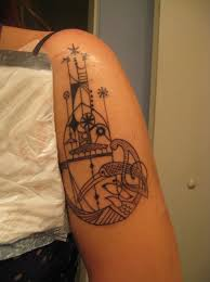 tower of the four winds tattoo memoirs of a disney cast member
