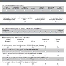 customer satisfaction report template 6 customer satisfaction survey template report