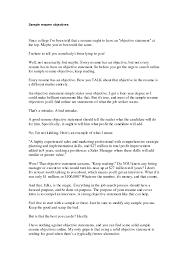 lpn resume objective housekeeping resume objective examples free resume example and resume objectives example example functional resume editing 87 glamorous simple resume sample examples of resumes