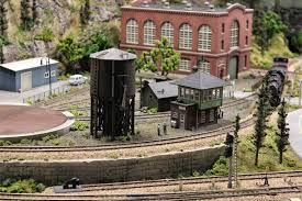 ty u0027s model railroad