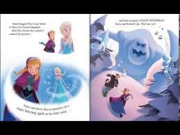 disney frozen story book children u0027s story book