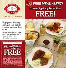 boston market printable coupon promo code in 1985 arthur
