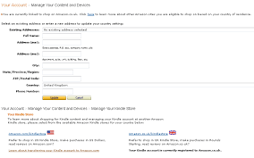 amazon uk transferring kindle account