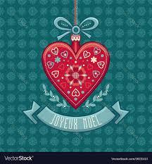 joyeux noel christmas cards winter background christmas card joyeux noel vector image
