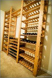 Wood Shelf Plans Do Yourself by The 25 Best Homemade Wine Racks Ideas On Pinterest Wine Rack