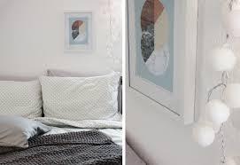 schlafzimmer grau mint