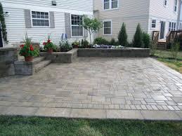 Small Backyard Paver Ideas Backyard Design With Pavers Paver Patio Designs Create A Beautiful