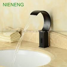 Black Bathroom Sink Faucet by Online Get Cheap Sink Restaurant Aliexpress Com Alibaba Group