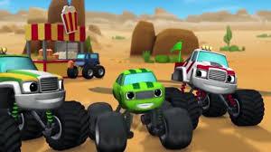 blaze monster machines 2016 blaze monster truck cartoon