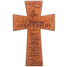 fifth anniversary gift wood anniversary gift