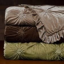 Purple Velvet Comforter Sets Queen Silk Bedroom Sets Foter