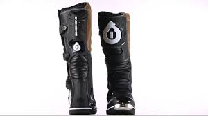 661 motocross boots 2013 sixsixone comp boots 360 black youtube