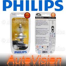 le h7 55w philips h7 55w b1 x1 bulb standard high beam headls dot oe