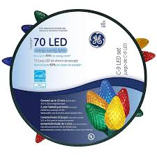 energy star led c9 lights general electric 90950sr 70 bulb multi color led c9 christmas