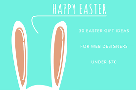 Easter Gift Ideas by 30 Easter Gift Ideas For Web Designers And Geeks Under 70