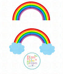 margarita svg rainbow svg eps dxf png rainbow cut file rainbow and clouds svg