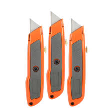 utility knife set 3 pack 97781 the home depot null utility knife set 3 pack
